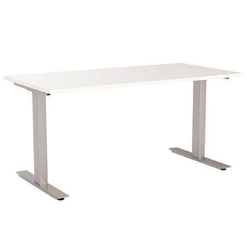 Agile Desk 1800 White/Silver White/Silver