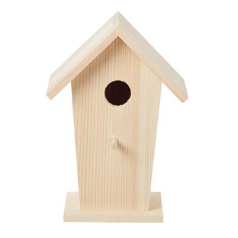 Uniti DIY Wooden Bird House