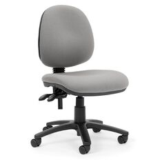 Chairmaster Apex Midback Chair Riverstone Grey