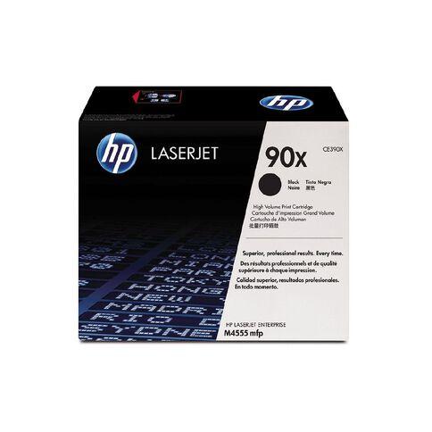 HP 90X Black Contract LaserJet Toner Cartridge (24000 Pages)