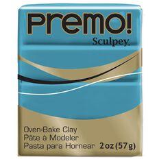Sculpey Premo Accent Clay 57g Blue