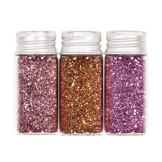 Uniti Wild Bloom Glitter 3 Pack