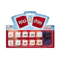 Junior Learning Roll-A-Story