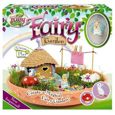 My Fairy Garden Grow And Play Garden