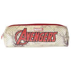 Avengers Barrel Pencil Case