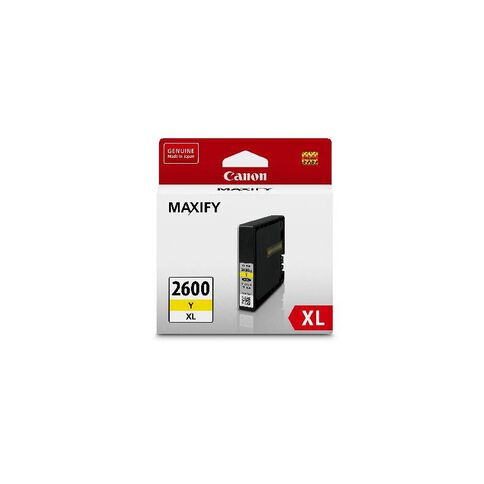 Canon Ink PGI2600XL Yellow (1500 Pages)