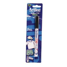 Artline Marker 750 Laundry Black