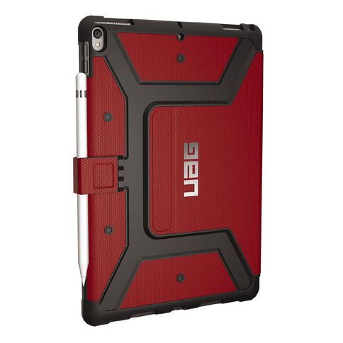 UAG iPad Pro 10.5 inch Folio Case Red Red
