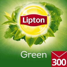 Lipton Green Tea Enveloped Tea Bags Box 300
