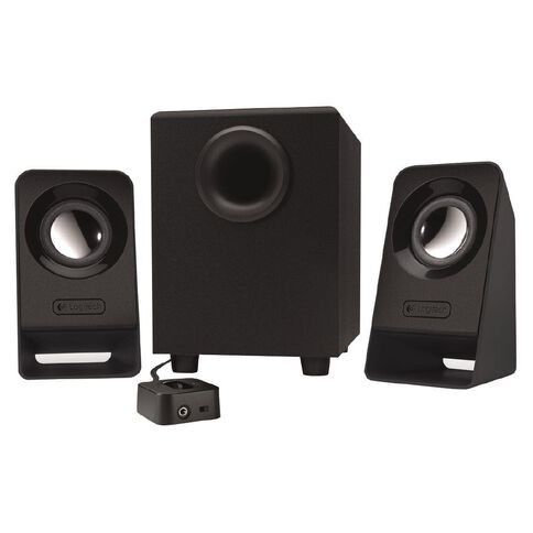 Logitech Z213 Speakers Black