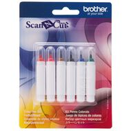 Brother Scan N Cut Colour Pens Multi-Coloured