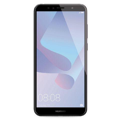 2degrees Huawei Y6 2018 Black
