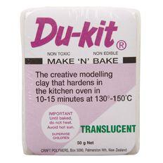 Du-kit Clay Translucent 50g