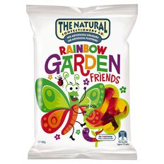The Natural Confectionery Co. Garden Friends 480g