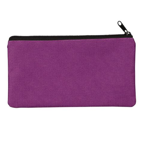 WS Pencil Case Flat Basic Purple