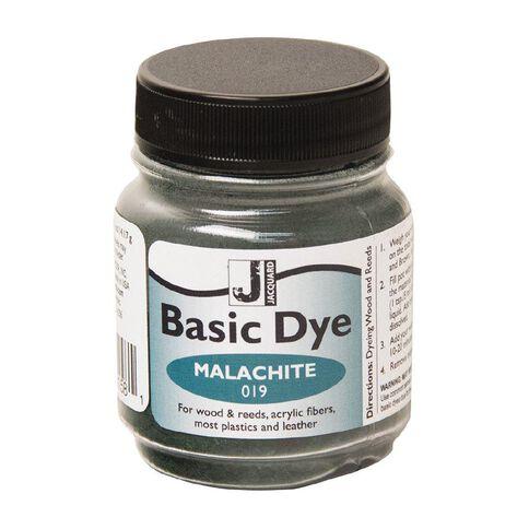 Jacquard Basic Dye 14.17g Malachite