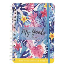 Modena 2020 My Personal Goals Planner Medium