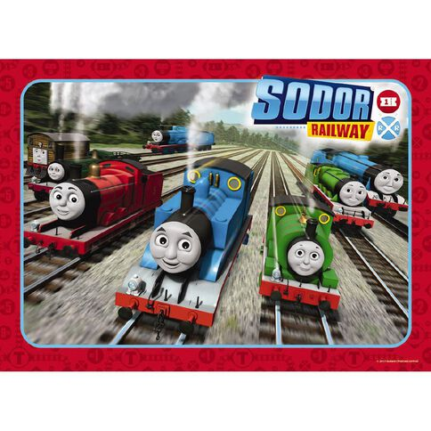 Fisher-Price Thomas & Friends 35 Piece Frametray Puzzle Assorted