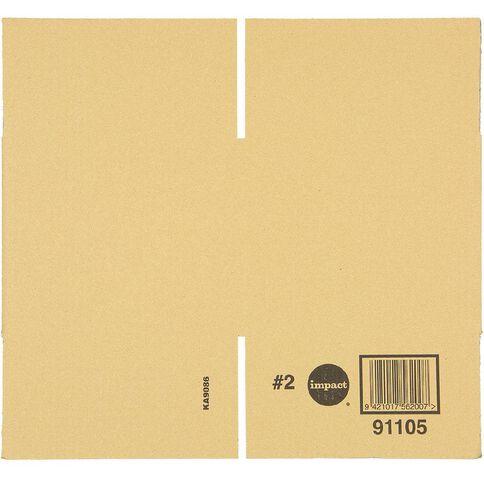 WS Carton #2 250 x 250 x 200mm M3 0.0125