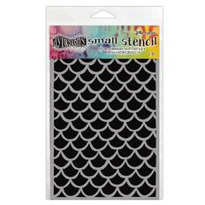 Ranger Dylusions Stencils Fishtails Small