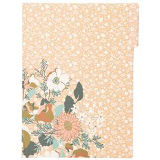 Uniti Winter Bloom Manila Folder 5 Pack