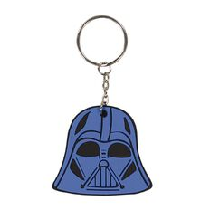 Star Wars 9 Novelty Key Ring Blue