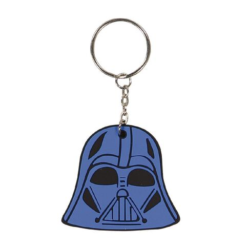 Star Wars 9 Novelty Key Ring Blue