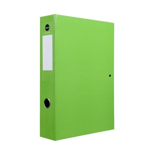 Impact Pressboard Box File Fs Green