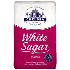 Chelsea Sugar White 1.5kg