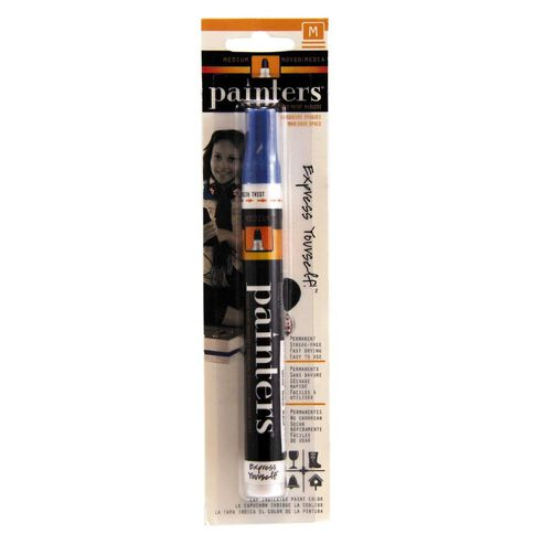 Painters Pen Medium Blue