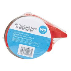 WS Packaging Tape On Dispenser 48mm x 50m