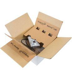Korrvu Lok Compression Packaging Box White Small