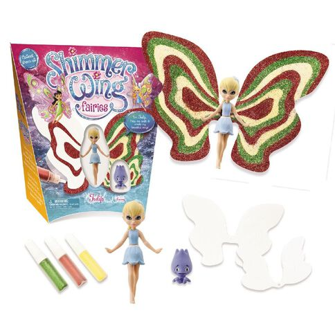 Shimmer Wing Fairies Assorted