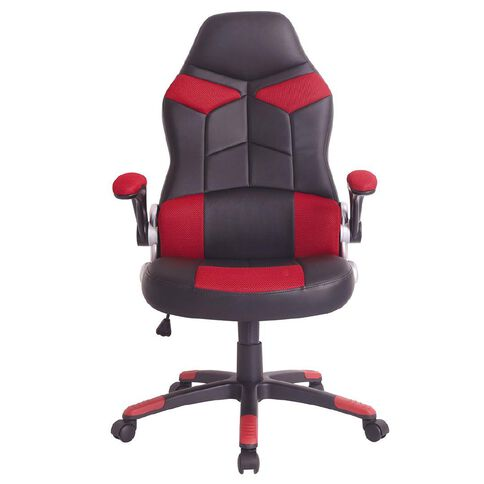 Workspace Racer Chair Red
