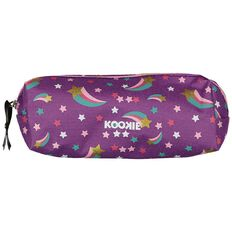Kookie Star Tube Pencil Case Purple