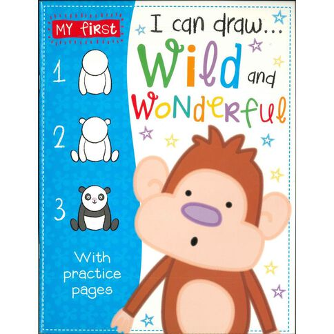I Can Draw - Wild And Wonderful