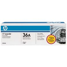 HP Toner 36A Black (2000 Pages)