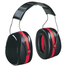 3M Safety Professions Earmuff Black
