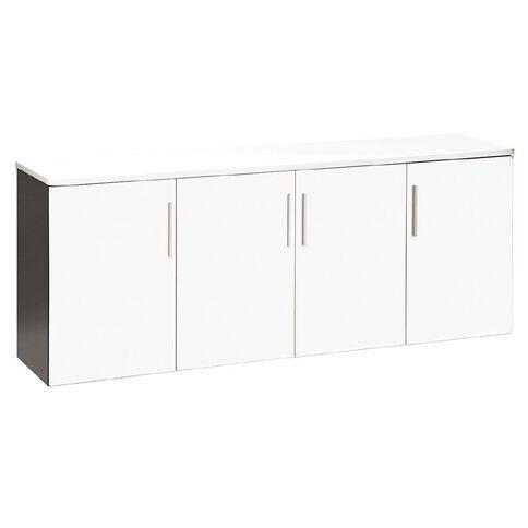 Jasper J Emerge Wood Doors Credenza 1800 White/Ironstone