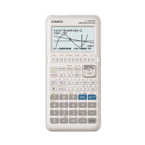 Casio FX9860GIII Graphic Calculator
