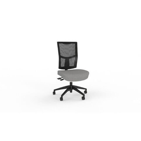 Chairmaster Urban Mesh Chair Ash Grey