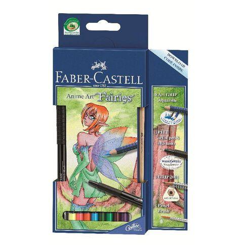 Faber-Castell Anime Art Fairies