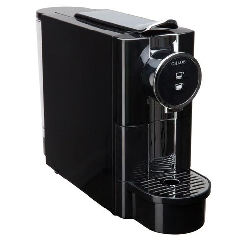 Chaos Coffee Company Espresso Machine Black