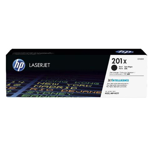 HP Toner 201X Black (2800 Pages)
