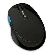 Microsoft Sculpt Comfort Bluetooth Mouse Black