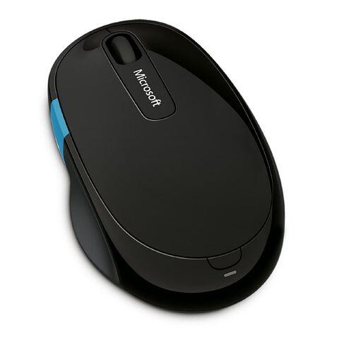 Microsoft Sculpt Comfort Bluetooth Mouse Black