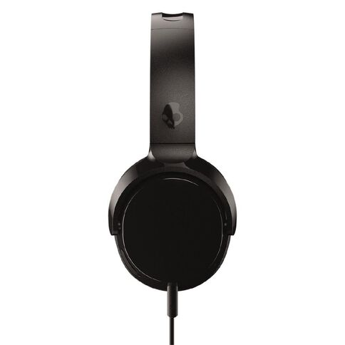 Skullcandy Riff On-Ear Headphones Black