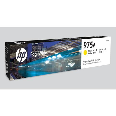 HP 975A Pagewide Cartridge Yellow (3000 Pages)