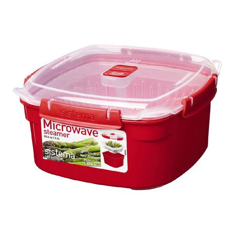 Sistema Klip It Microwave Steamer Medium