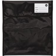 WS Journal Bag Black Black